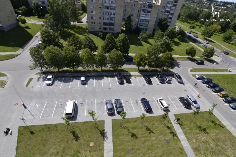 Vilniaus m. sav., Naujoji Vilnia, Karklėnų g., 45 m², 55 000 €