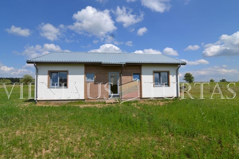 Trakų r. sav., Senojo Tarpupio k., 79 m², 15 a, 78 000 €