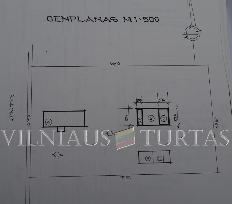 Ukmergės r. sav., Bartkuškių k., 83 m², 28 a, 6 200 €