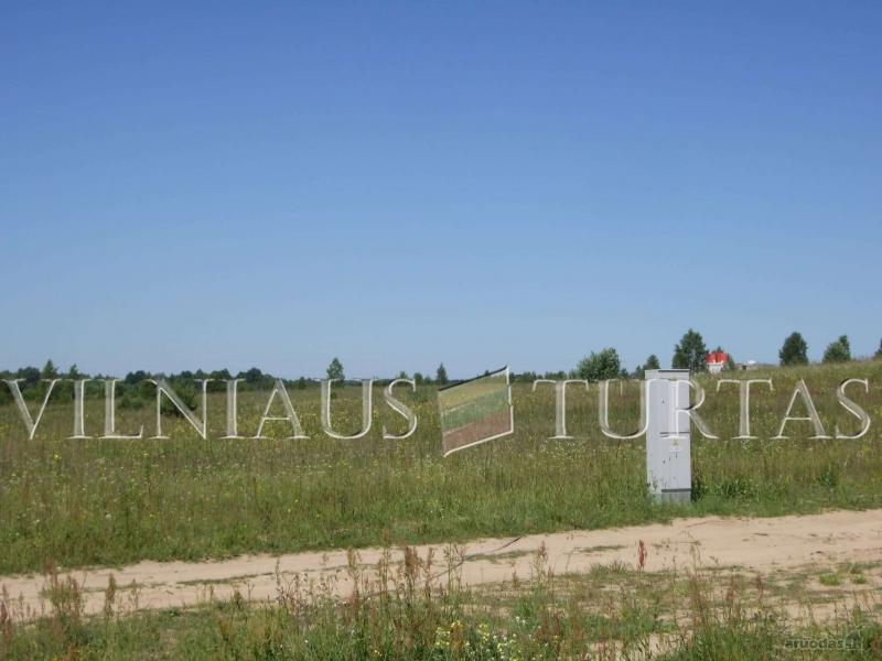 Parduodamas sklypas Liepkalnis (Vilnius) skelbimo nuotrauka