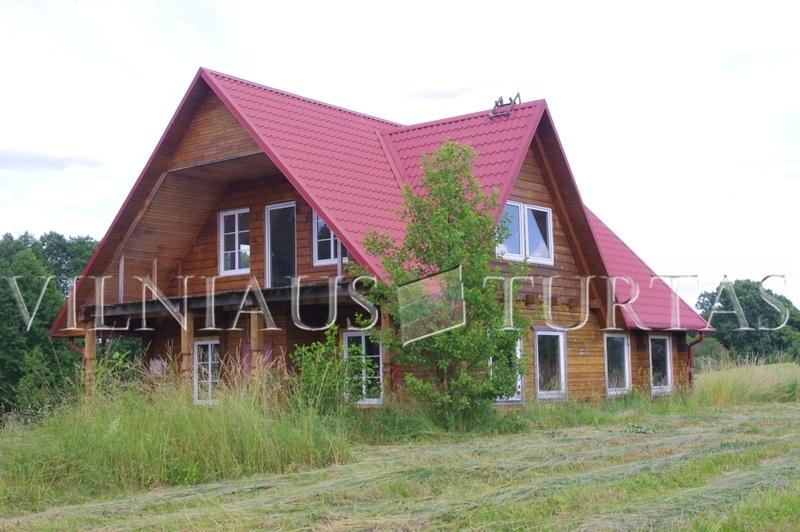 Lazdijų r. sav., Paveisiejų k., 178 m², 220 a, 110 000 €
