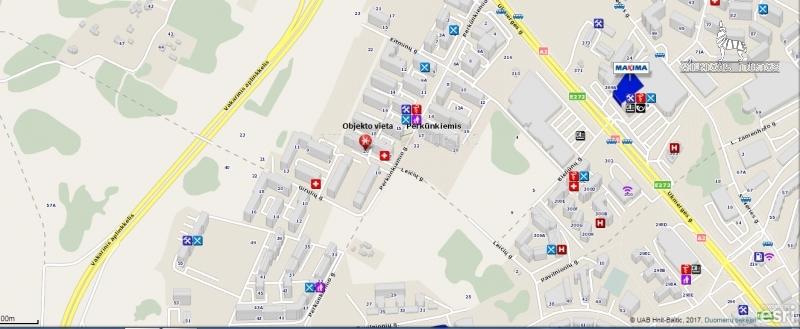 Vilniaus m. sav., Pašilaičiai, Eitminų g., 123 m², 78 000 €