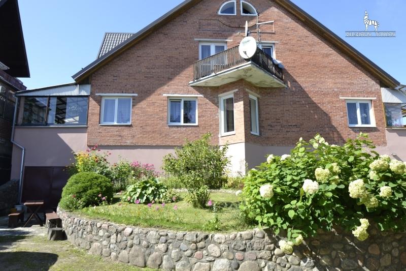 Parduodamas namas Trakų m. (Trakų r. sav.) skelbimo nuotrauka
