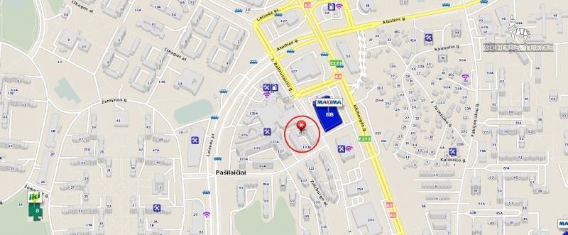 Parduodamas namas Pašilaičiai Laisvės pr. (Vilnius) skelbimo nuotrauka