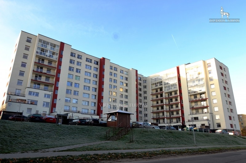 Vilniaus m. sav., Naujoji Vilnia, Karklėnų g., 46 m², 66 000 €