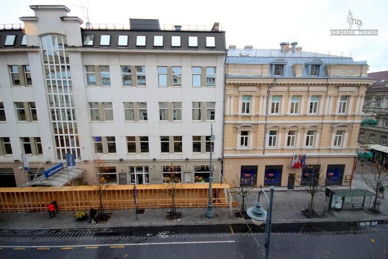 Nuomojamas namas Senamiestis Gedimino pr. (Vilnius) skelbimo nuotrauka