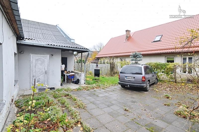 Vilniaus m. sav., Šnipiškės, Kalvarijų g., 48 m², 4 a, 270 000 €