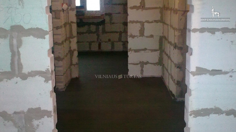 Vilniaus m. sav., Pagiriai, Vėjo g., 79 m², 8 a, 56 000 €