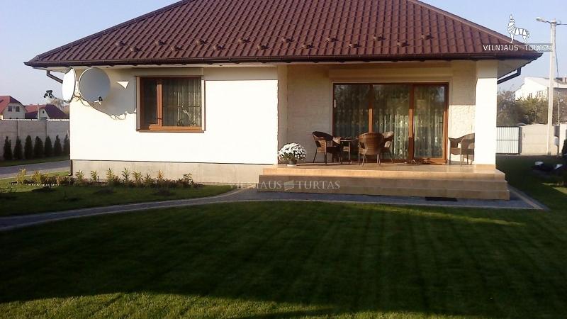 Parduodamas namas Pagiriai Vėjo g. (Vilnius) skelbimo nuotrauka