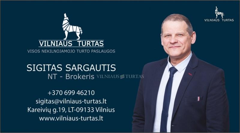 Vilniaus r. sav., Brinkiškių k., 206 m², 6 a, 65 000 €
