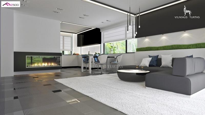 Vilniaus m. sav., Vaidotai, 94 m², 8 a, 90 000 €