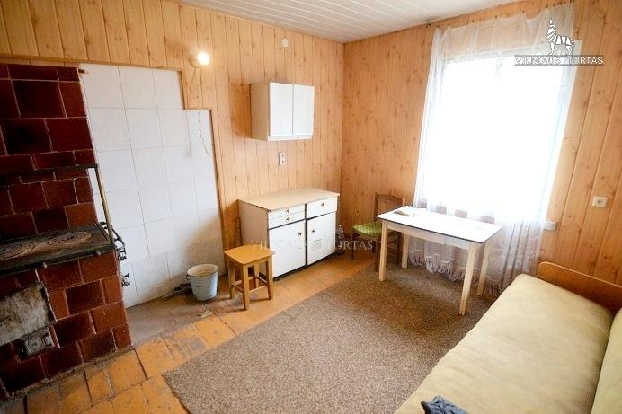 Vilniaus m. sav., Naujoji Vilnia, Žaliakalnio g., 40 m², 5 a, 41 000 €