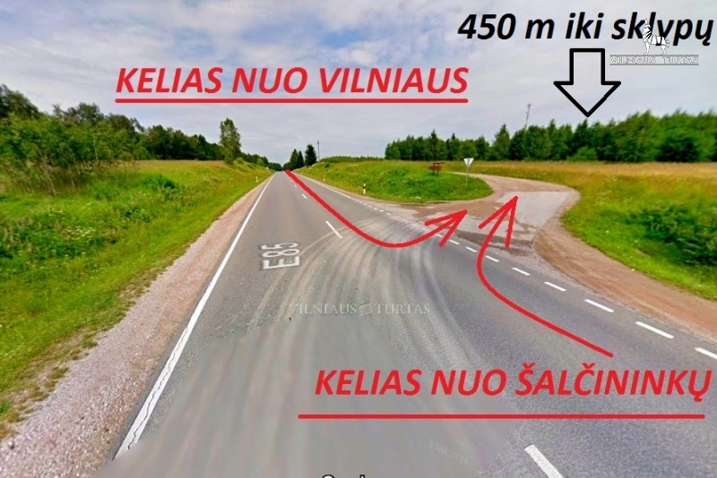 Vilniaus r. sav., Pamarazių k., 20 a, 7 400 €