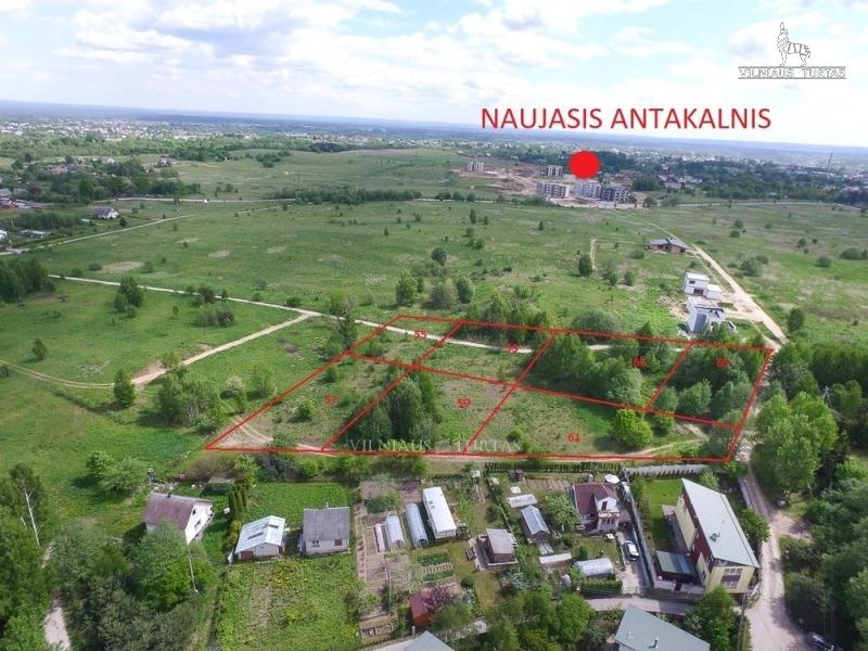 Parduodamas sklypas Antakalnis Sadūniškių g. (Vilnius) skelbimo nuotrauka