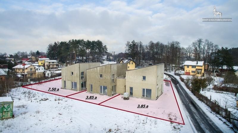Parduodamas namas Balsiai Krakiškių g. (Vilnius) skelbimo nuotrauka