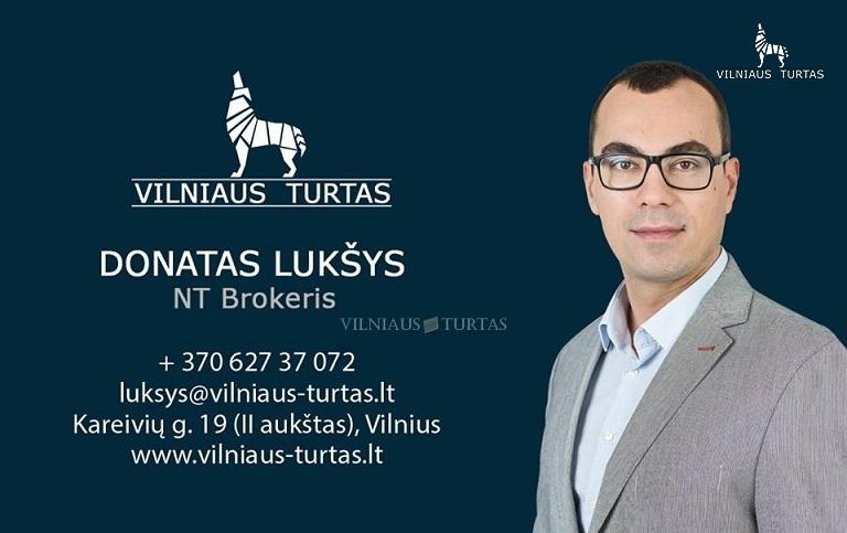 Parduodamas butas Pašilaičiai Leičių g. (Vilnius) skelbimo nuotrauka