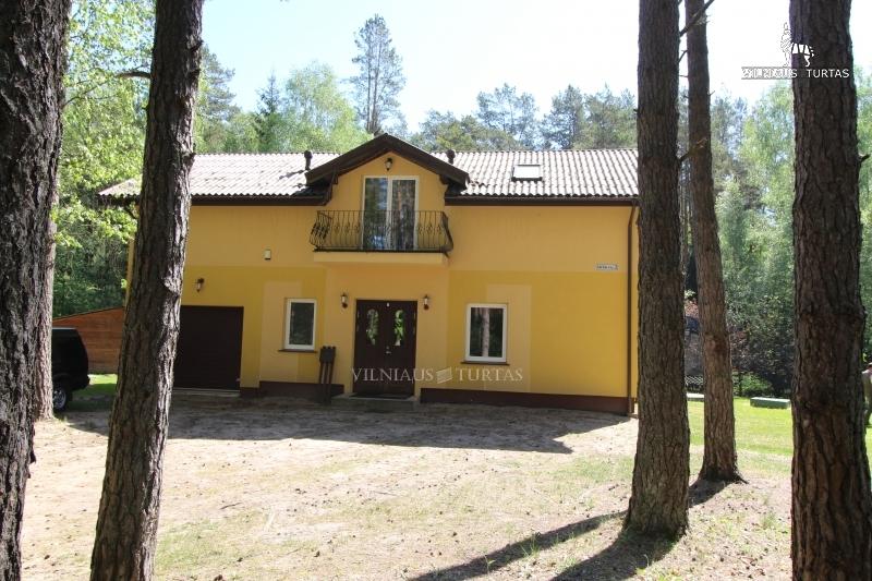 Parduodamas namas Antakalnis (Vilnius) skelbimo nuotrauka