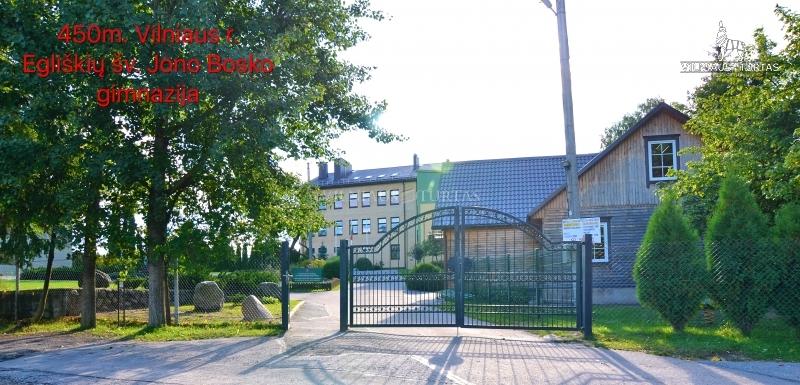 Vilniaus r. sav., Egliškių k., 15 a, 19 500 €