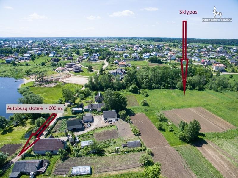 Vilniaus m. sav., Gineitiškės, Gineitiškių g., 34 a, 145 000 €