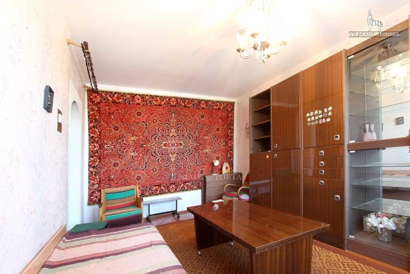 Nuomojamas butas Lazdynai Architektų g. (Vilnius) skelbimo nuotrauka