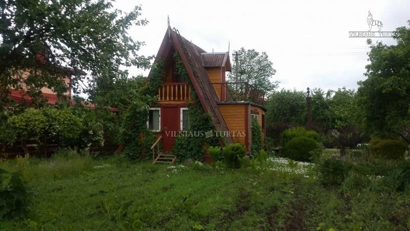 Parduodamas namas Peliškių vs. (Širvintų r. sav.) skelbimo nuotrauka