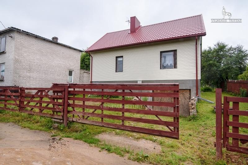 Parduodamas namas Naujoji Vilnia Ateities Sodų 3-oji g. (Vilnius) skelbimo nuotrauka