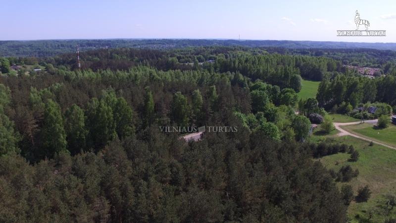 Parduodamas sklypas Antakalnis Viršupio g. (Vilnius) skelbimo nuotrauka