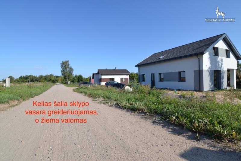 Vilniaus m. sav., Vilnius, Pilaitė, Kriaučiūnų g.