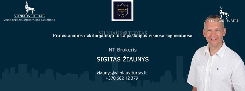 Vilniaus m. sav., Naujoji Vilnia, Karklėnų g., 45 m², 65 000 €