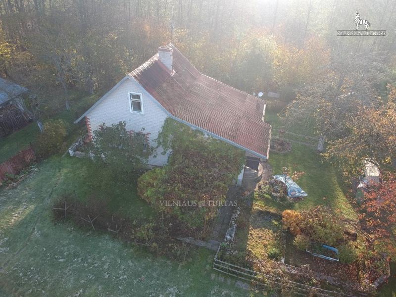 Parduodamas namas Bratoniškių k. (Vilniaus r. sav.) skelbimo nuotrauka