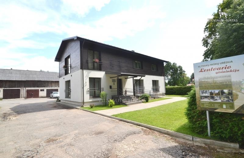 Parduodamas butas Rubežiaus k. (Trakų r. sav.) skelbimo nuotrauka