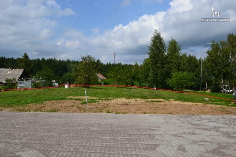 Parduodamas sklypas Visoriai Visorių g. (Vilnius) skelbimo nuotrauka