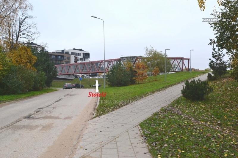Parduodamas sklypas Visoriai Visorių Sodų 3-ioji g. (Vilnius) skelbimo nuotrauka