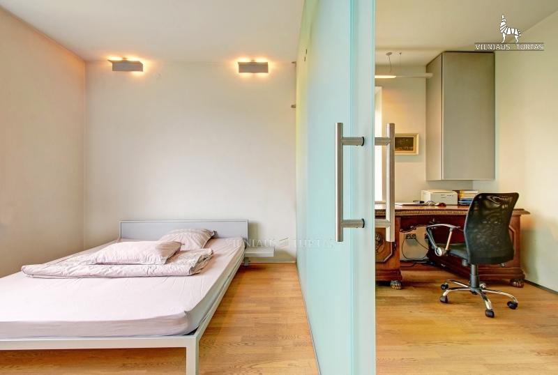 Vilniaus m. sav., Žvėrynas, Vykinto g., 90 m², 243 000 €