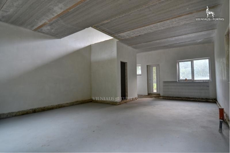 Vilniaus m. sav., Naujoji Vilnia, Bagušių g., 135 m², 7 a, 110 000 €
