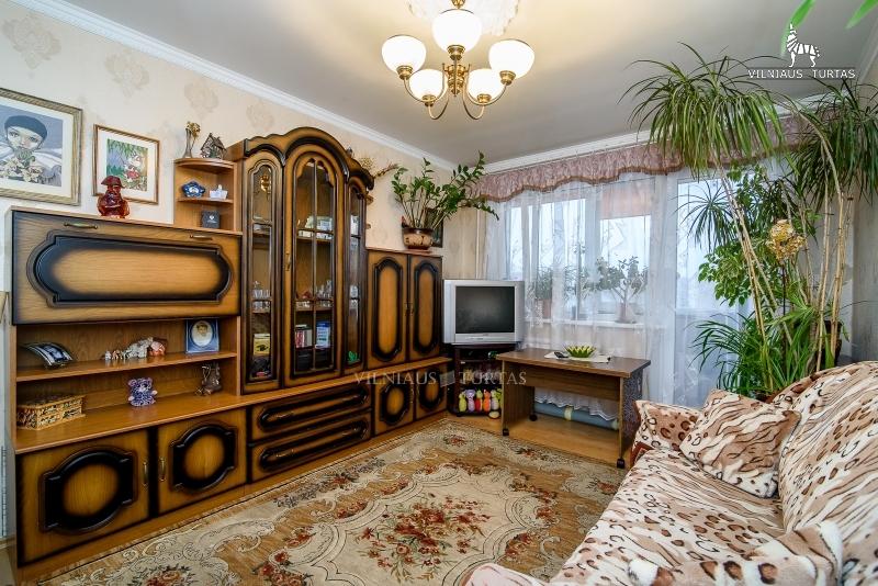 Vilniaus m. sav., Žirmūnai, Kalvarijų g., 48 m², 64 900 €