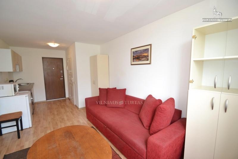 Vilniaus m. sav., Centras, Rinktinės g., 20 m², 26 300 €
