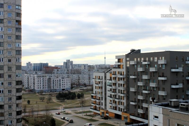 Parduodamas butas Fabijoniškės S. Stanevičiaus g. (Vilnius) skelbimo nuotrauka