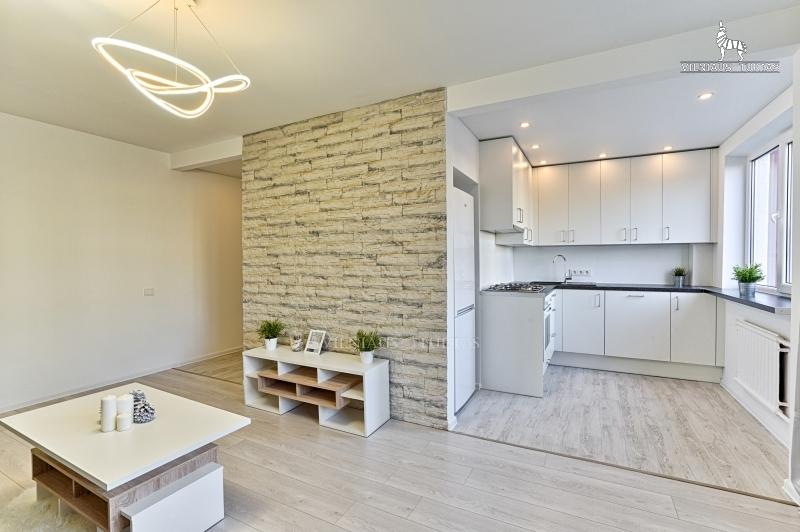 Vilniaus m. sav., Žirmūnai, Žirmūnų g., 48 m², 79 500 €