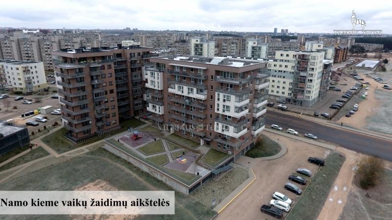 Vilniaus m. sav., Pilaitė, Karaliaučiaus g., 80 m², 130 000 €