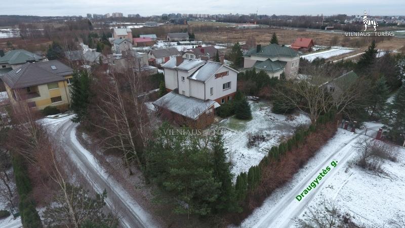 Parduodamas namas Bukiškio k. (Vilniaus r. sav.) skelbimo nuotrauka