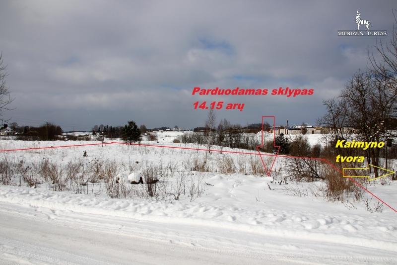 Vilniaus r. sav., Pikutiškių k., 14 a, 27 900 €