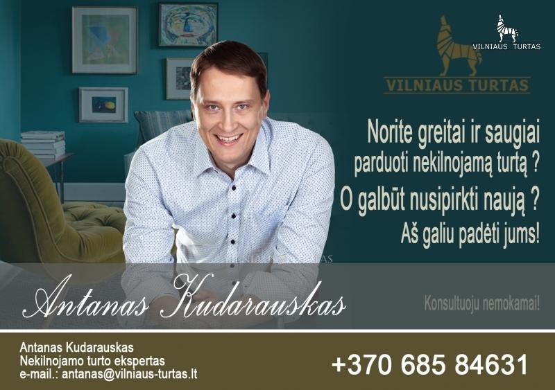 Vilniaus m. sav., Pašilaičiai, 1421 m², 22 a, 625 000 €