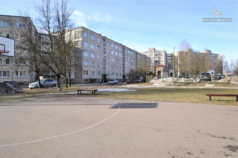 Parduodamas butas Viršuliškės Viršuliškių g. (Vilnius) skelbimo nuotrauka